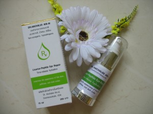 Licorice-Peptide Eye Repair