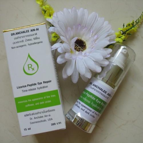Licorice-Peptide Eye Repair